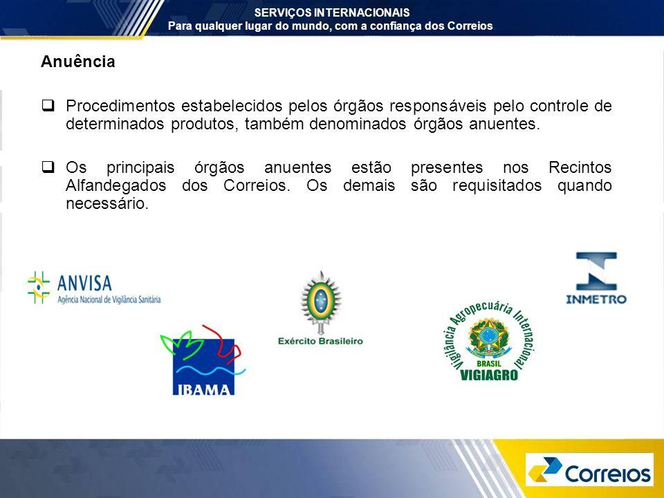Regulamentação  Regulamento Aduaneiro: Decreto nº.
