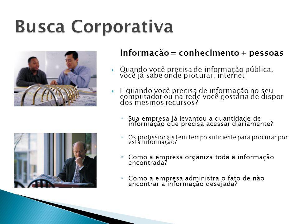 IntegraçãoEvolução Usabilidade Todos os componentes citados abaixo são vitais para uma solução de ECM unificada. O que varia é a participação de cada