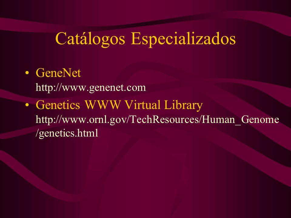 Bases de Dados do NCBI Entrez Search System PubMed MEDLINE BLAST Sequence Similarity Searching