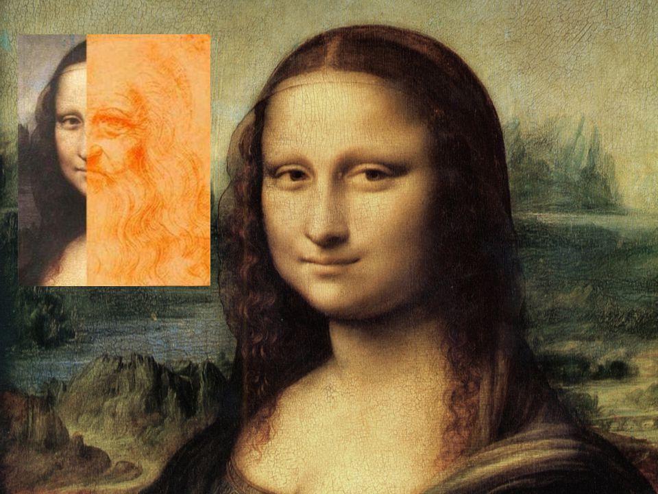 """Leonardo da Vinci """"Mona Lisa"""" (Gioconda)"""