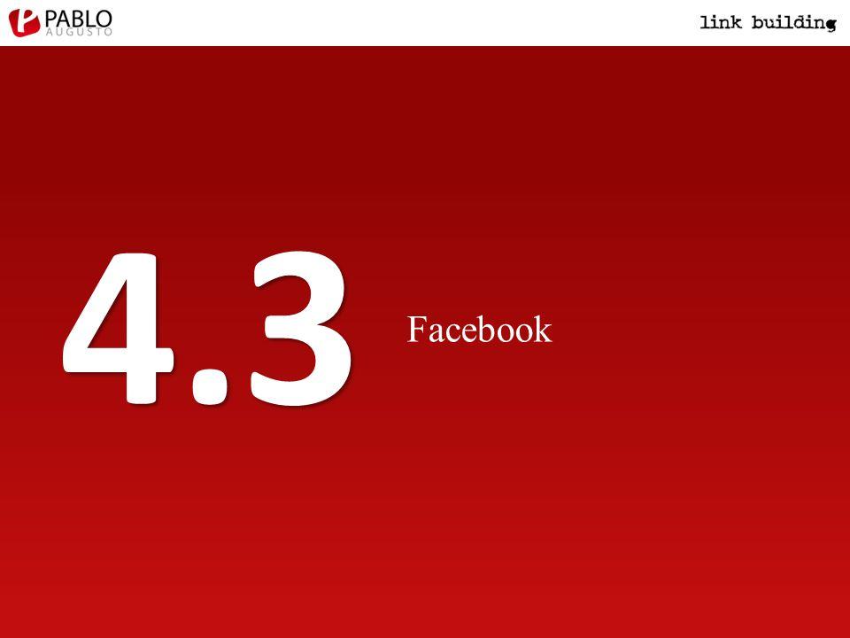 Facebook 4.3