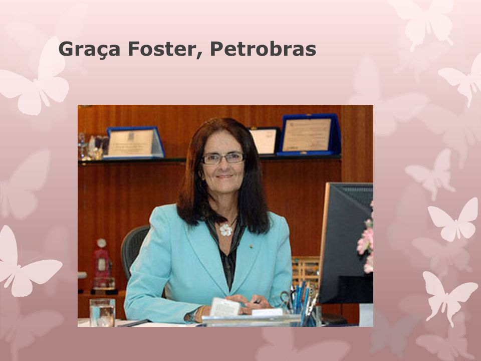 Graça Foster, Petrobras