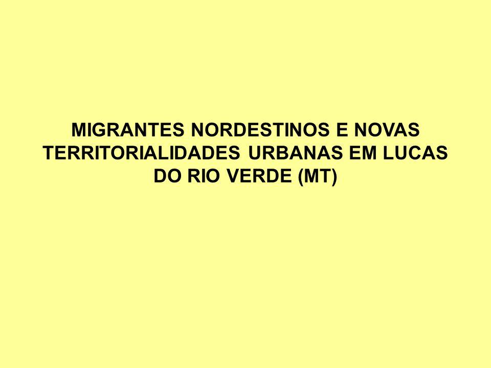 Concepção de Migração Migração é um movimento populacional que se dirige de uma região (área de emigração) para outra (área de imigração).