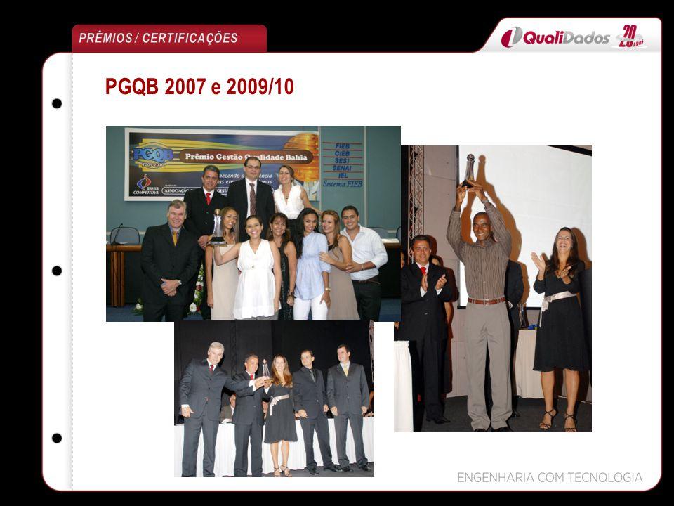 PGQB 2007 e 2009/10