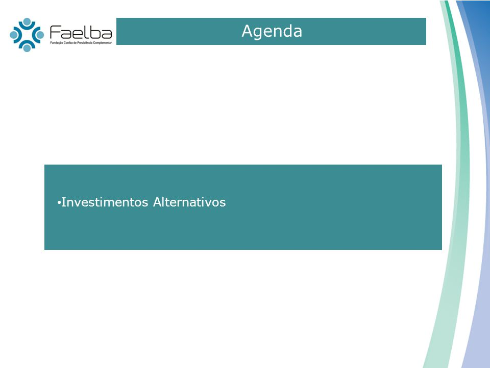 Agenda 0 Investimentos Alternativos