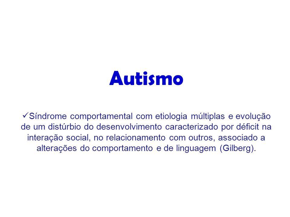 AUTISMO – Nível Cognitivo Aspecto Visual - Percepção da Expressão Facial Pesquisa desenvolvida por Ami Klin, para entender a falta de reciprocidade no contato humano, que pessoas com autismo apresentam.