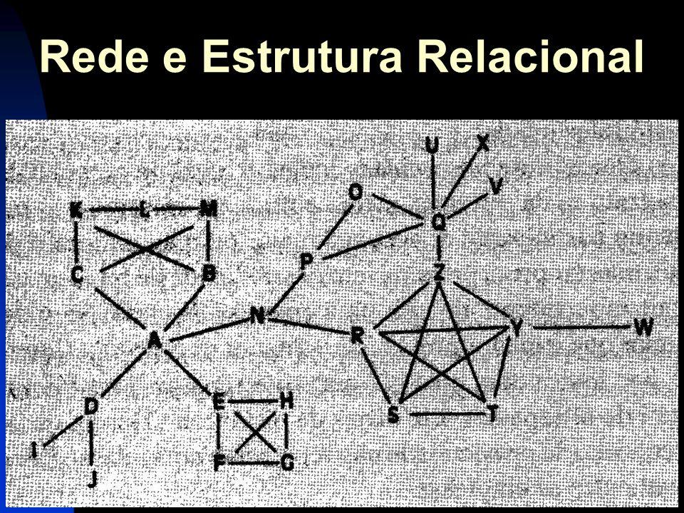 10 Rede e Estrutura Relacional
