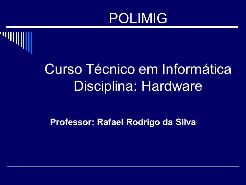 Professor: Rafael Silva Processadores  Um processador é um circuito de escala muito alta de integração (entre 100.000 a 1 milhão de componentes de estado sólido em um único chip), que é considerado o cérebro do computador.