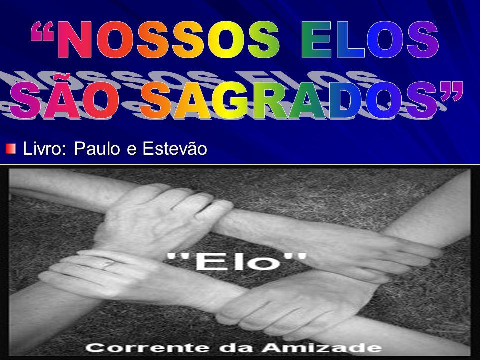 Livro: Paulo e Estevão