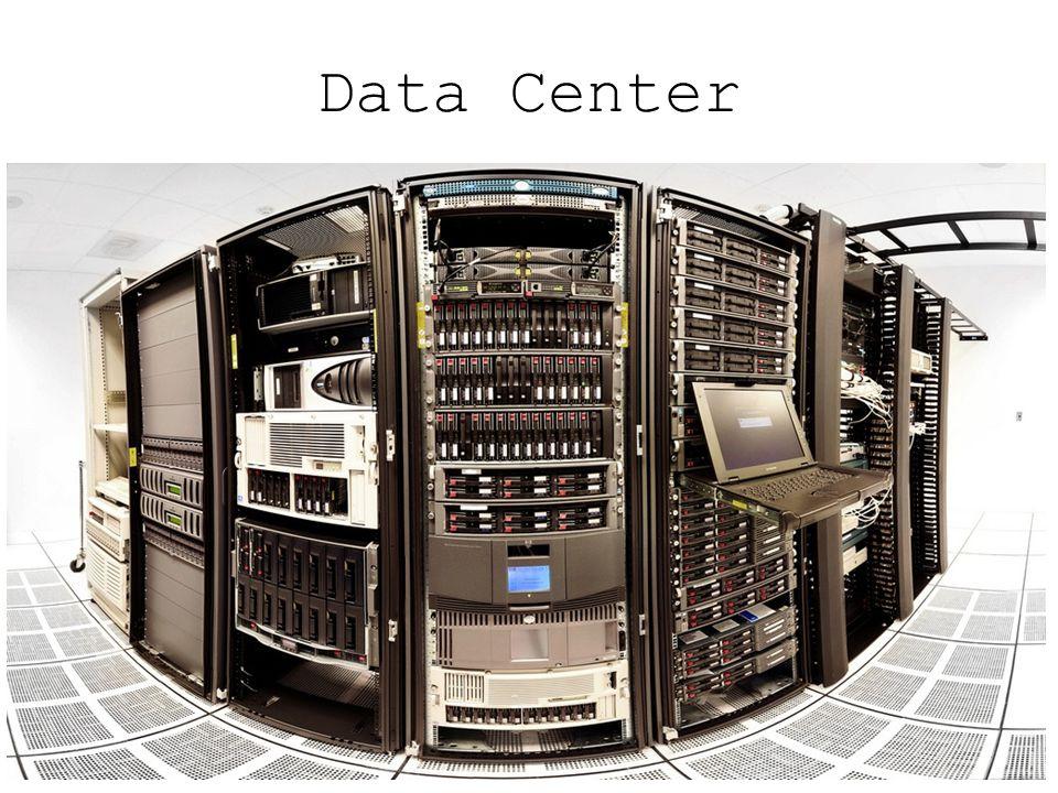O Data Center é um ambiente projetado para abrigar servidores e outros componentes como sistemas de armazenamento de dados (storages) e ativos de rede (switches, roteadores).