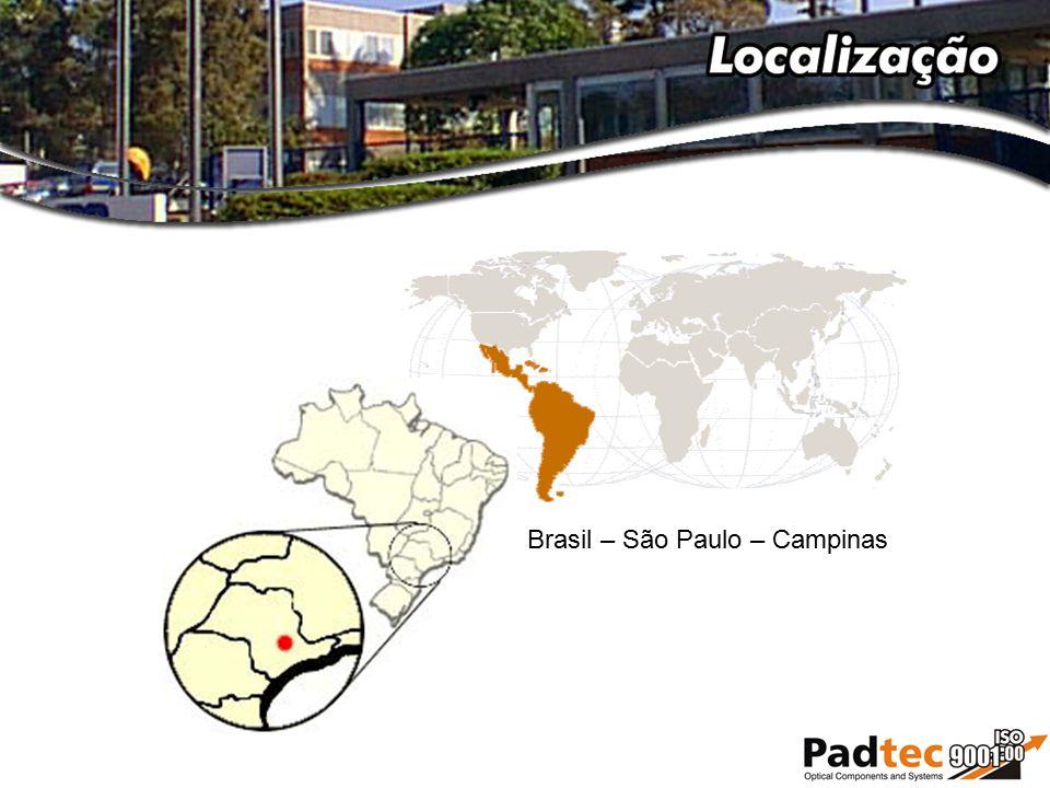 CPqD é o maior Pólo de Tecnologia da América Latina e é aqui onde se encontra a Padtec.