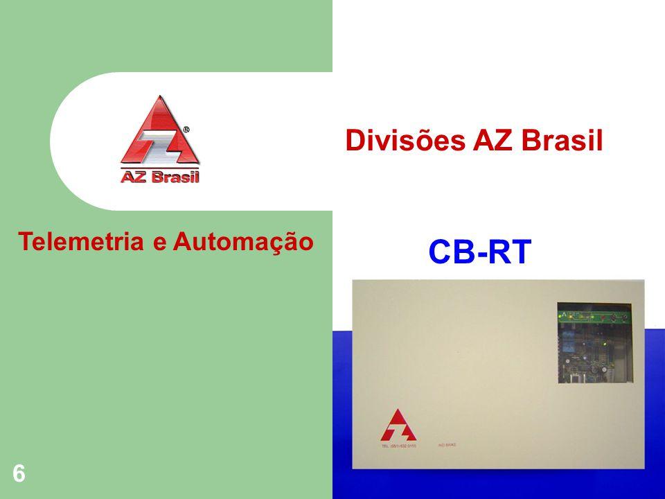 6 Telemetria e Automação Divisões AZ Brasil CB-RT