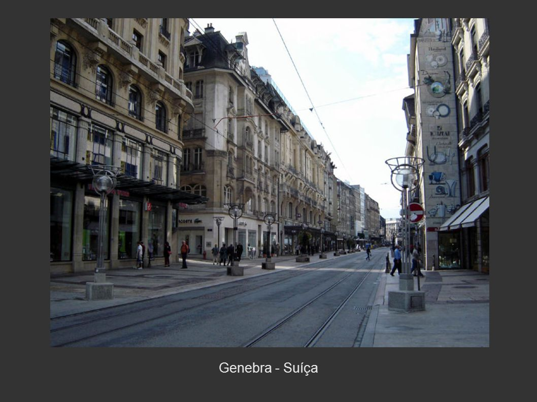 Genebra - Suíça