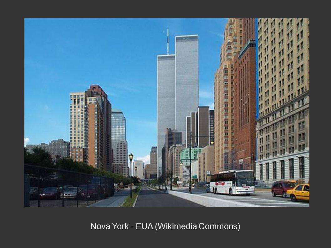 Nova York - EUA (Wikimedia Commons)