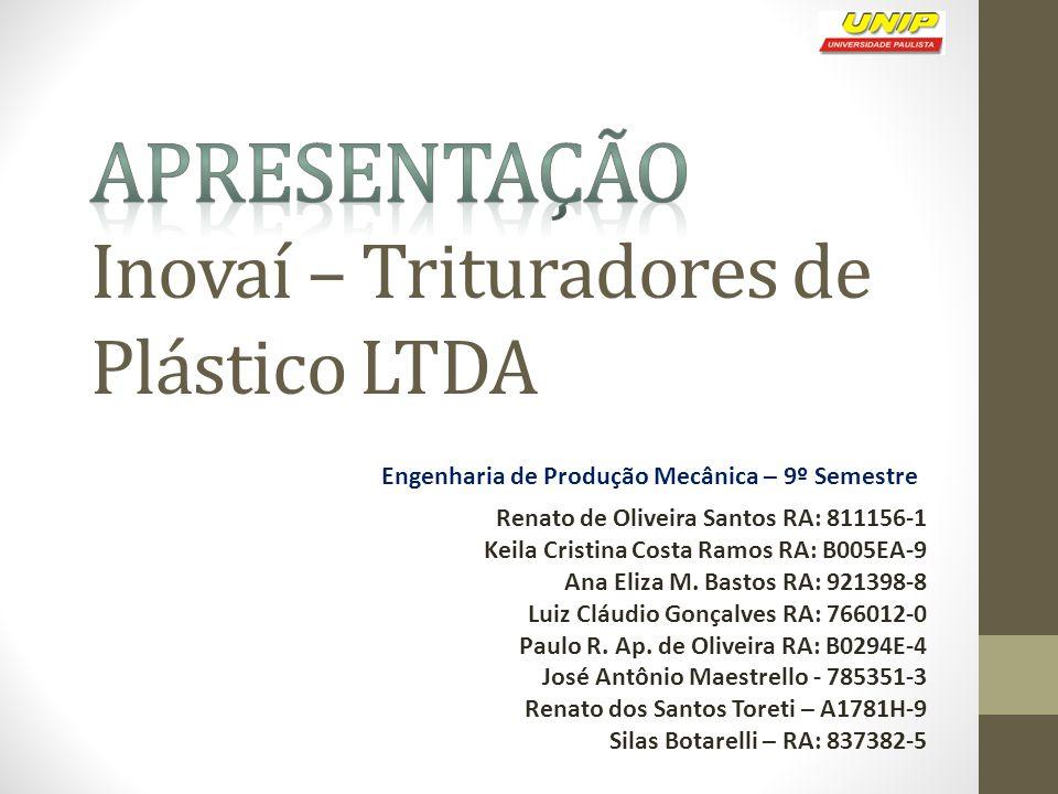 Renato de Oliveira Santos RA: 811156-1 Keila Cristina Costa Ramos RA: B005EA-9 Ana Eliza M.