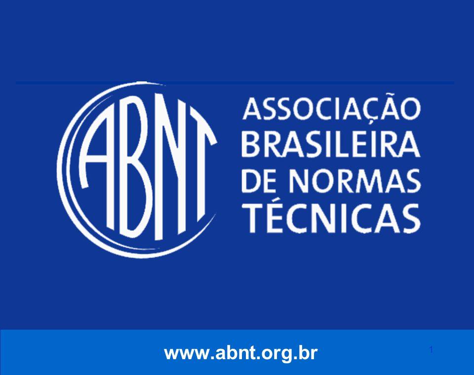 1 www.abnt.org.br