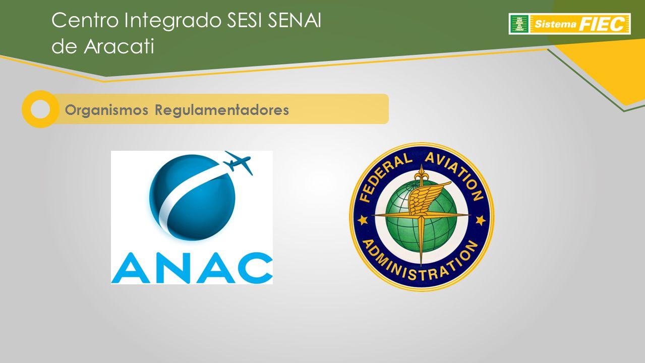 Organismos Regulamentadores Centro Integrado SESI SENAI de Aracati