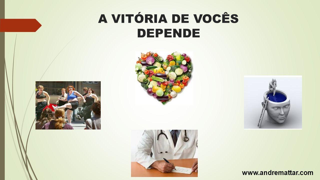 A VITÓRIA DE VOCÊS DEPENDE www.andremattar.com