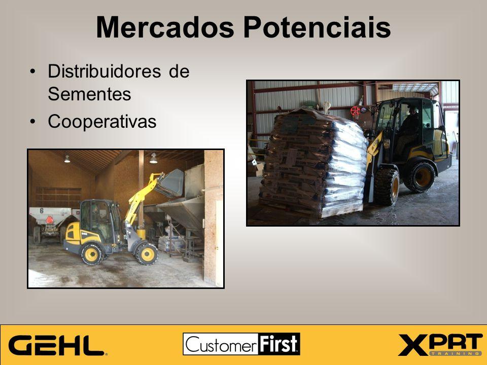 Mercados Potenciais Distribuidores de Sementes Cooperativas