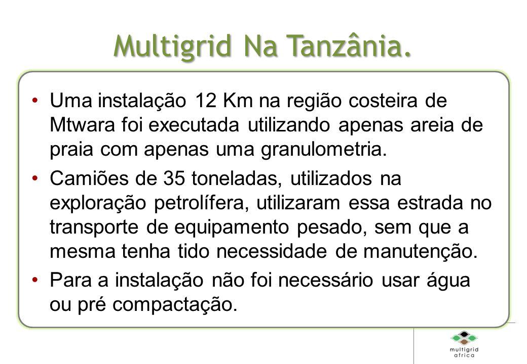 Multigrid Na Tanzânia.