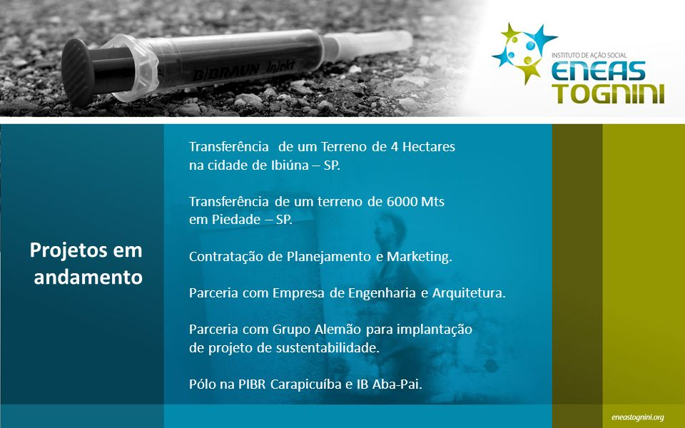Transferência de um Terreno de 4 Hectares na cidade de Ibiúna – SP.