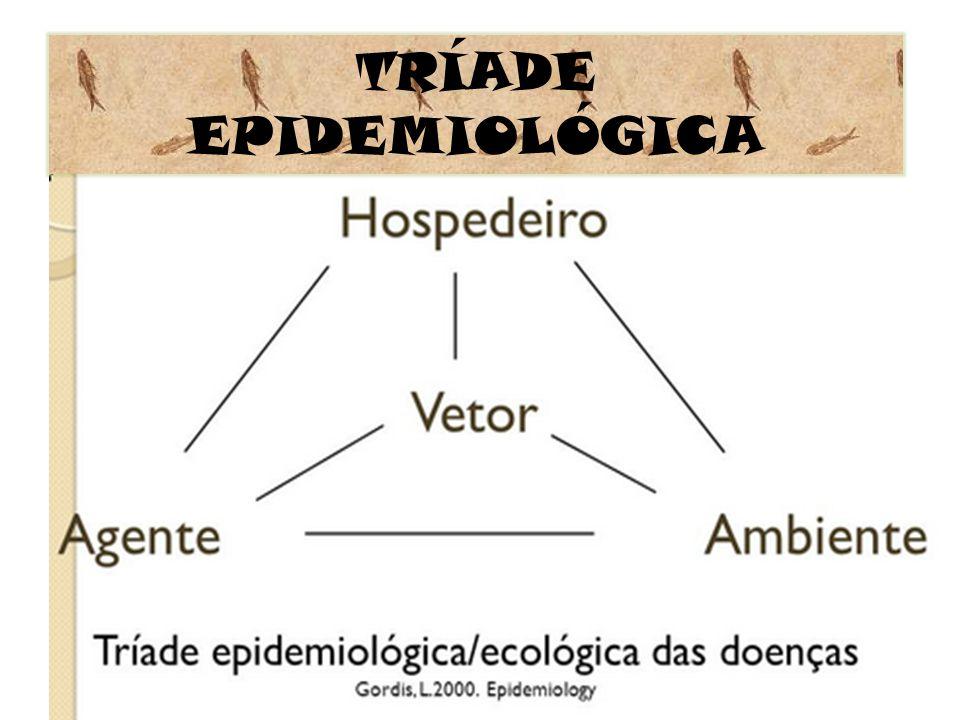 TRÍADE EPIDEMIOLÓGICA