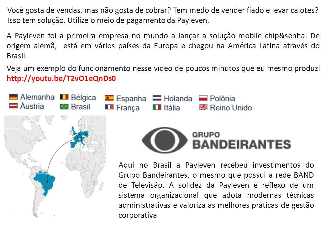 www.payleven.com.br Adquira já Para fazer o pré-cadastro na Payleven basta entrar no site www.payleven.com.br e clicar no botão Adquira já.