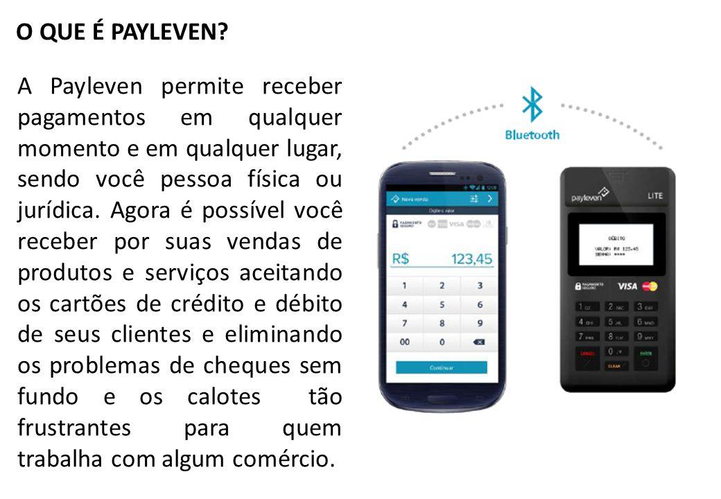 Essa é a tela de confirmação do pagamento.