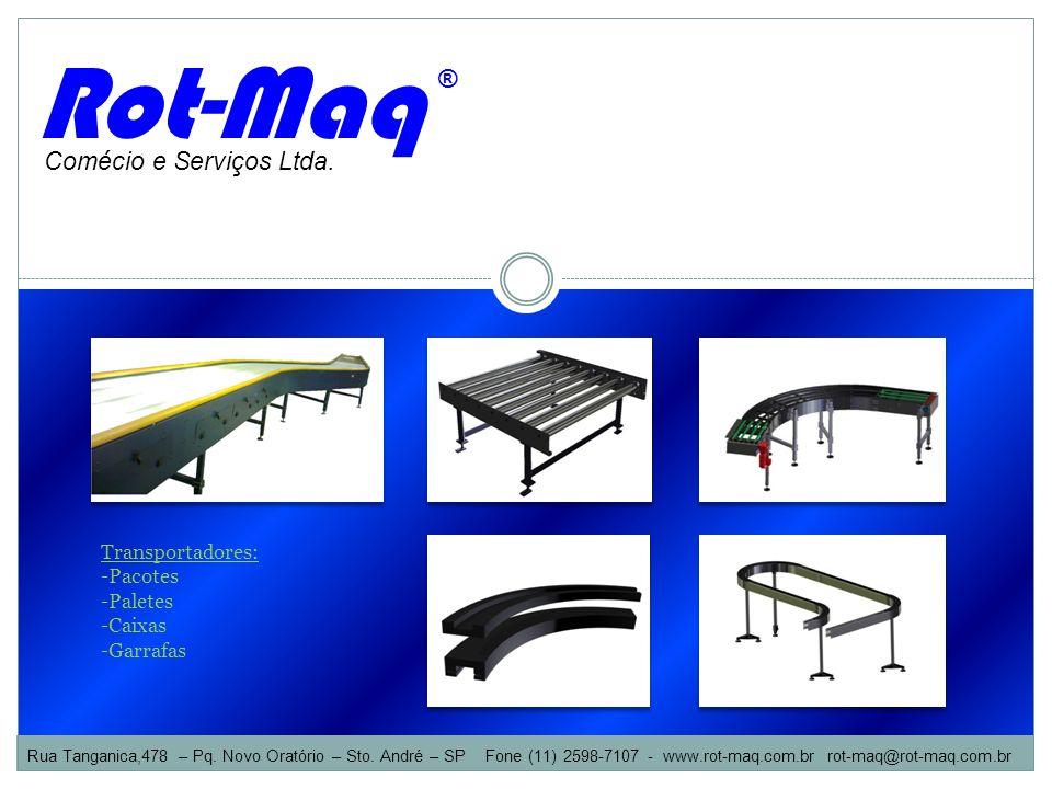Rot-Maq ® Comécio e Serviços Ltda.