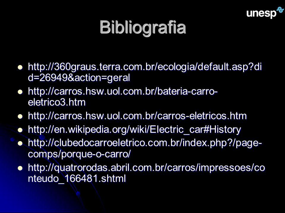 Bibliografia http://360graus.terra.com.br/ecologia/default.asp?di d=26949&action=geral http://360graus.terra.com.br/ecologia/default.asp?di d=26949&ac