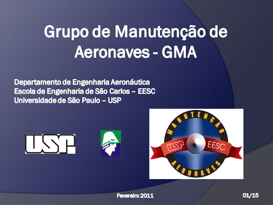 Sumário  Histórico  Objetivos  Estrutura Física  Equipe  Aviões  Projeto Cessna 310 K  Projeto Câmara de Vácuo  Palestras e Viagens Didáticas