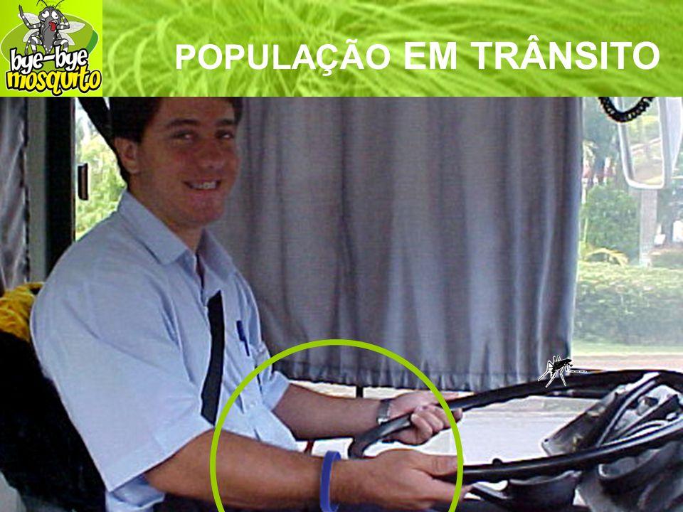 POPULAÇÃO EM TRÂNSITO