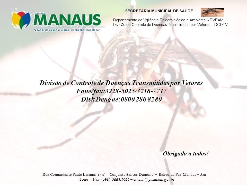 Rua Comandante Paulo Lasmar, s/nº - Conjunto Santos Dumont – Bairro da Paz Manaus – Am Fone / Fax: (o92) 3228.5025 – email: @pmm.am.gov.br Divisão de