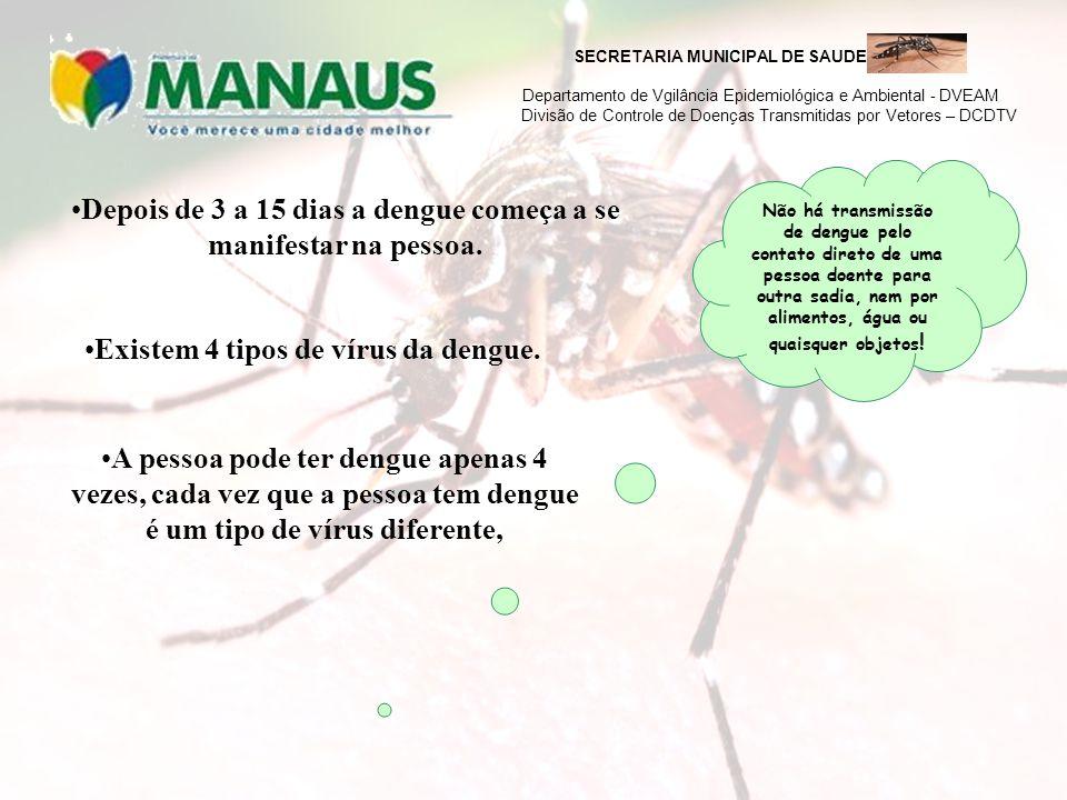 cada um de nós podemos contribuir para minimizar o risco de Dengue no Amazonas.