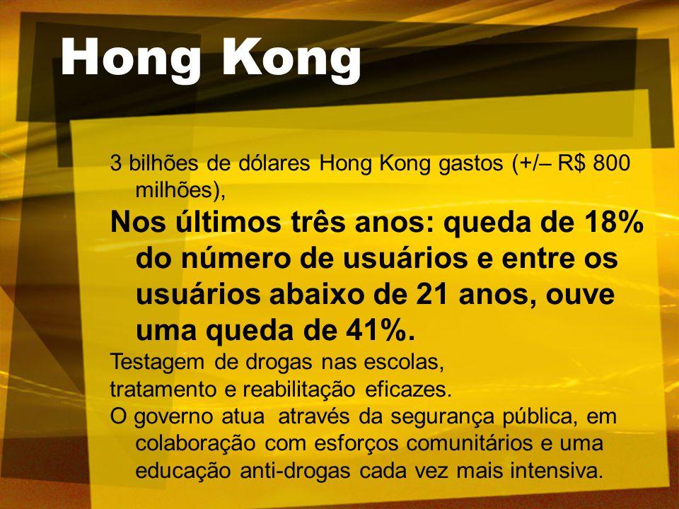 Hong Kong Lema usado na prevenção: Nem agora- nem nunca- Fique firme.