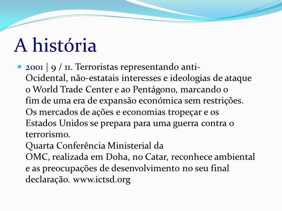 A história 2001 | 9 / 11.