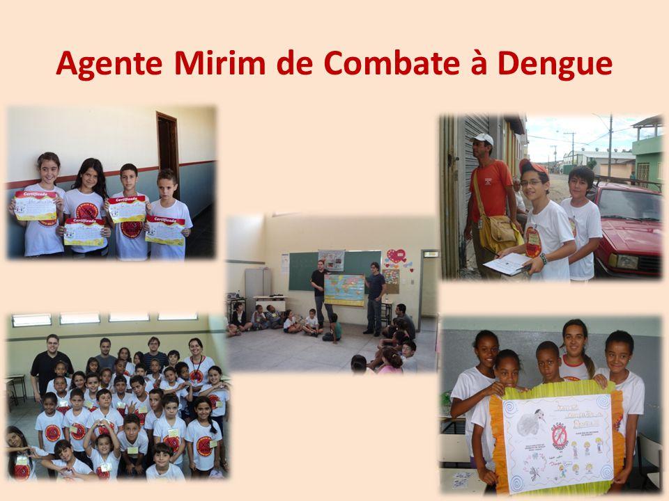 Agente Mirim de Combate à Dengue