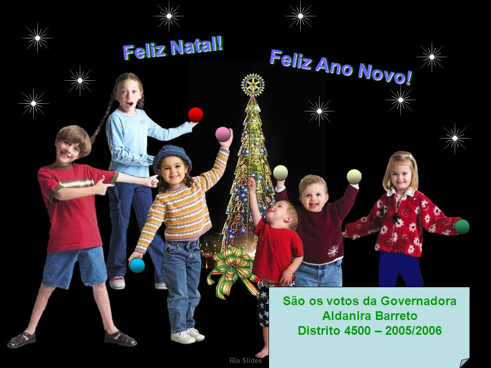 Ria Slides Feliz Natal.Feliz Ano Novo.
