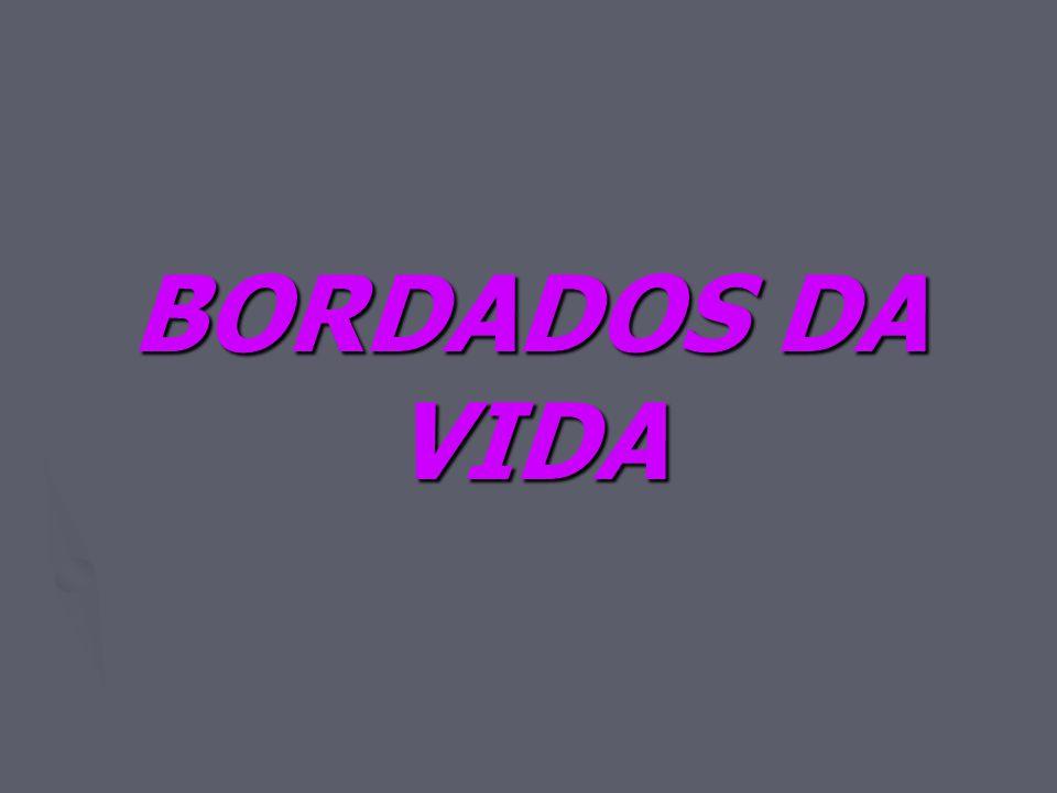 BORDADOS DA VIDA