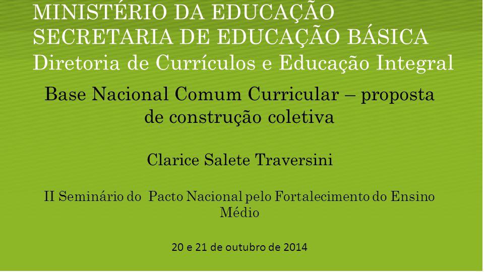 POLÍTICA NACIONAL DE EDUCAÇÃO Responsabilidade da UNIÃO Lei 9.394/96 – Diretrizes e bases da educação nacional Art.
