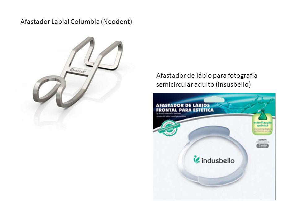 Seringa Luer c/ ponta de metal 15cc ou 20cc, com agulha. Sonda milimetrada periodontal