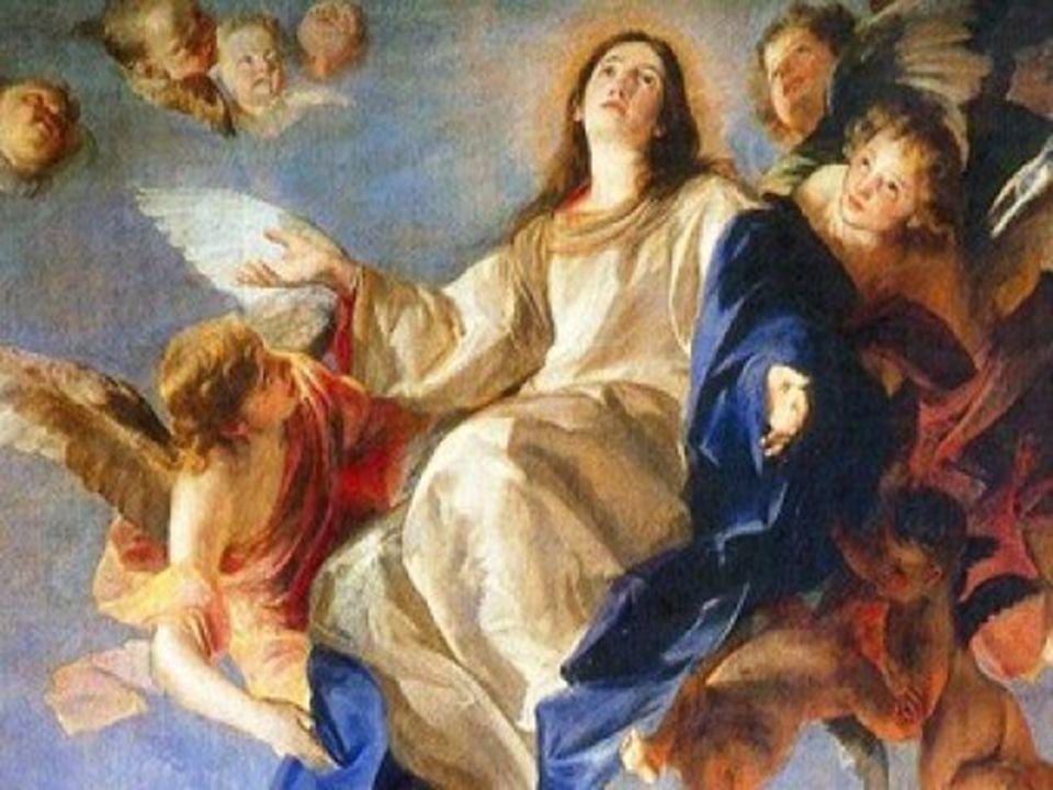 Nesta festa, com Maria, proclamamos a obra grandiosa de Deus, que chama a humanidade a se juntar a ele pelo caminho da ressurreição. Em Maria, Ele já