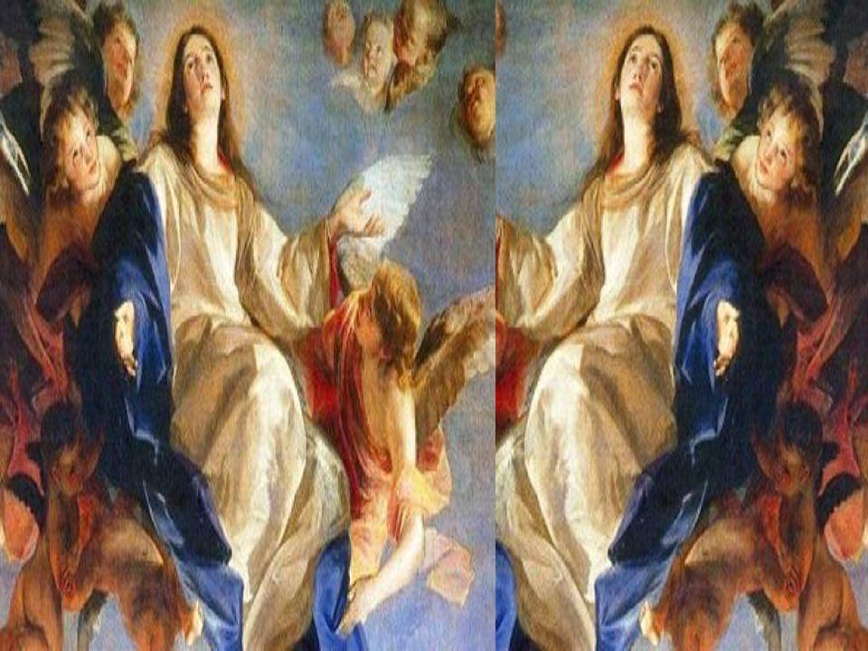 Deus Pai, nós Te damos graças pela ressurreição que manifestaste pelo teu Filho Jesus, o novo Adão, e pela assunção na vida gloriosa que revelas em Ma