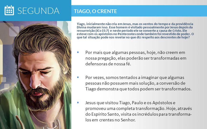 Viver pela fé é viver alicerçado não em nossos planos e vontades, mas nos planos e vontade de Deus.