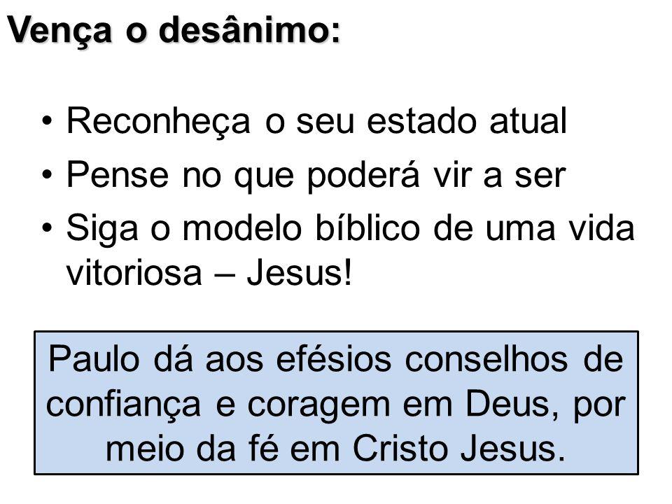 A Bíblia diz que: não nos torna medrosos A Bíblia diz que:  (...) o Espírito que Deus nos deu não nos torna medrosos.