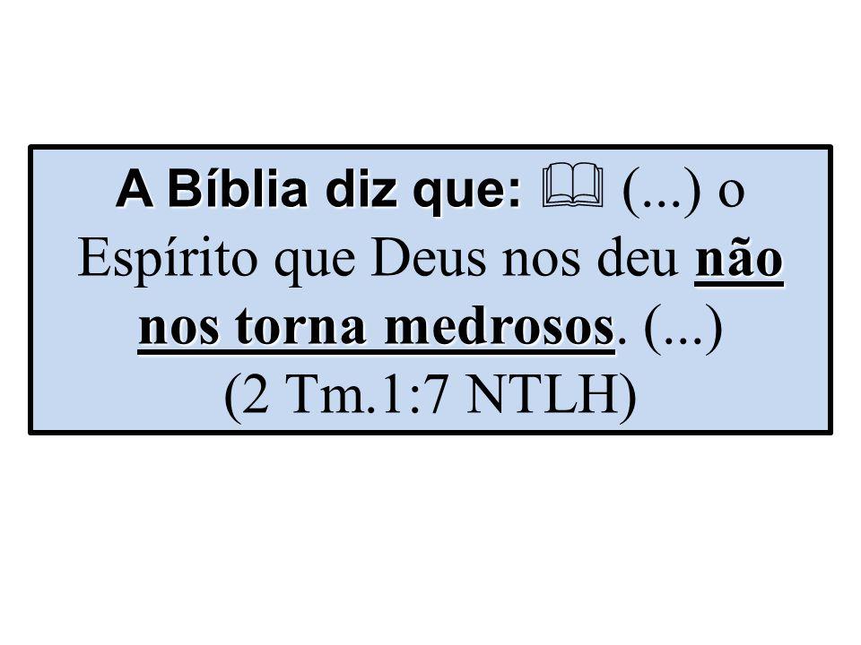 O conselho Divino através do apóstolo Paulo contra o desânimo: