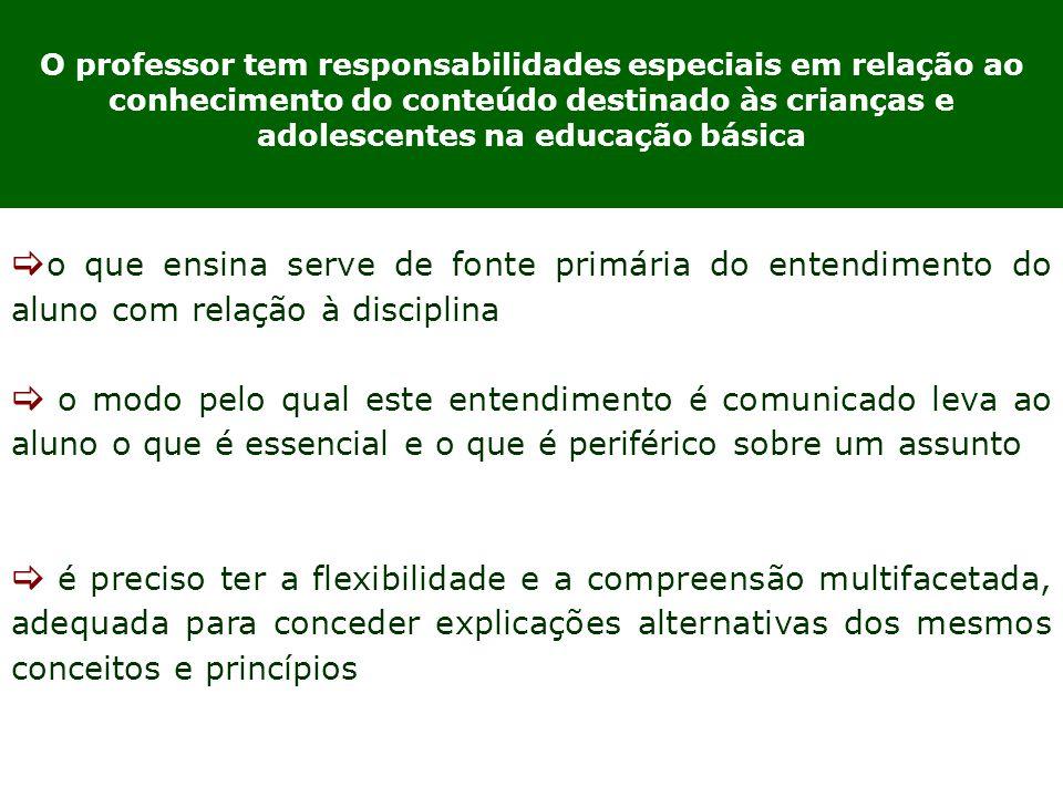 Assim, as formas de exercer a profissão de professor formador e o compromisso social da educação [...] dejan de ser individuales y empiezan a ser institucionales (TEDESCO, 2006, p.