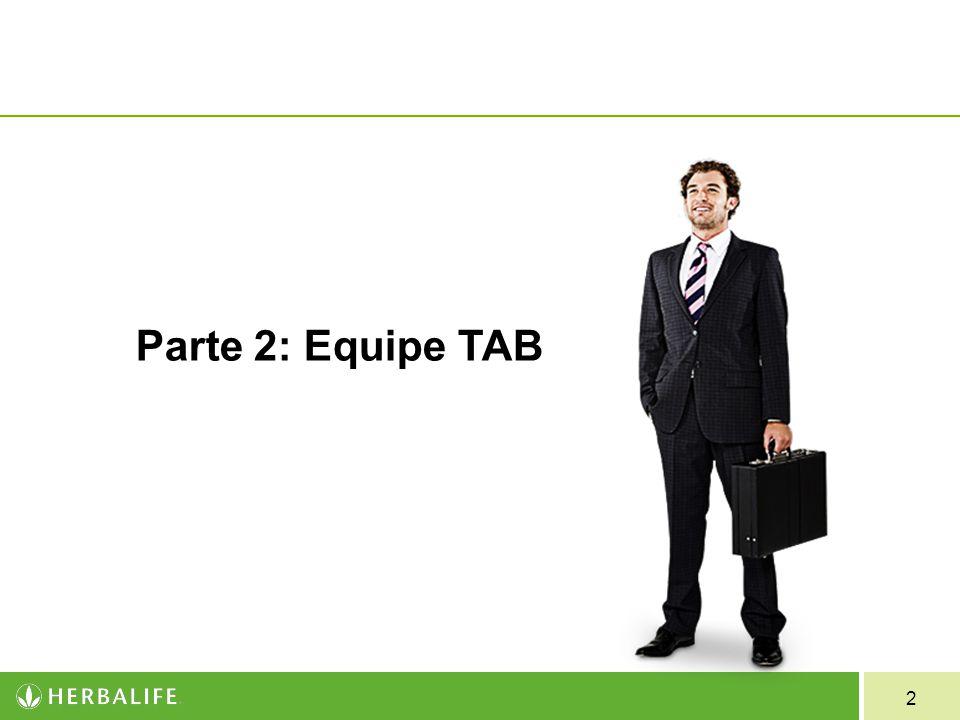 2 Parte 2: Equipe TAB