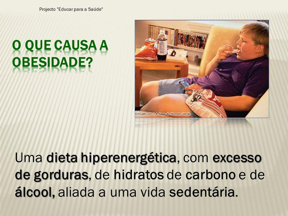 Vida sedentária; Residência em zonas urbanas; Grau de informação dos pais; Factores genéticos; Gravidez e menopausa.
