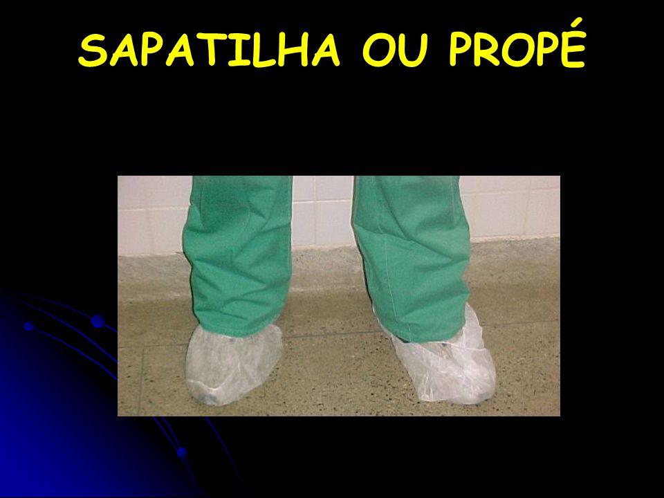 SAPATILHA OU PROPÉ